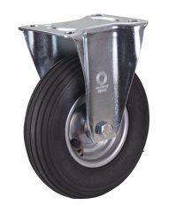 Bockrolle mit Luftreifen, 200 x 50 mm, schwarz
